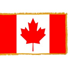 Canada Flag Indoor Nylon