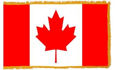 Canada Flag Indoor Nylon