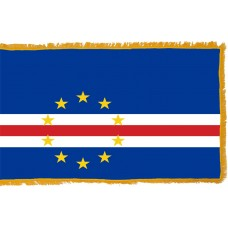 Cape Verde Flag Indoor Nylon