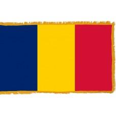 Chad Flag Indoor Nylon