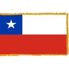 Chile Flag Indoor Nylon