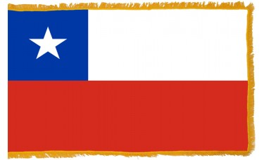 Chile Flag Indoor Nylon