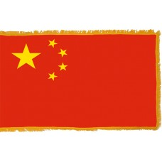 China Flag Indoor Nylon