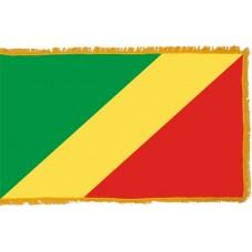 Congo Republic Flag Indoor Nylon