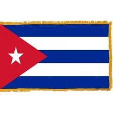 Cuba Flag Indoor Nylon