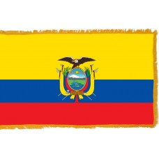 Ecuador Flag Indoor Nylon