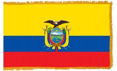 Ecuador Flag Indoor Nylon