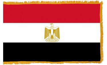 Egypt Flag Indoor Nylon