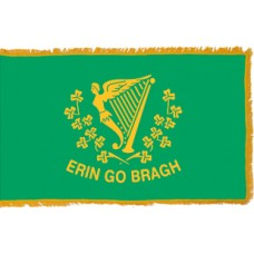 Erin Go Bragh Flag Indoor Nylon