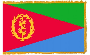 Eritrea Flag Indoor Nylon