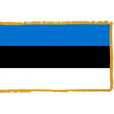 Estonia Flag Indoor Nylon
