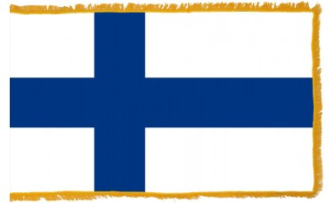 Finland Flag Indoor Nylon