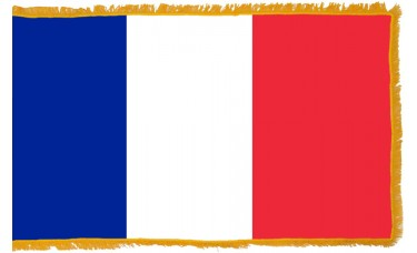 France Flag Indoor Nylon