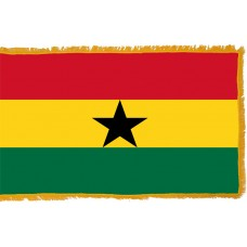 Ghana Flag Indoor Nylon