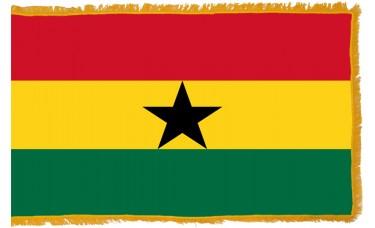 Ghana Flag Indoor Nylon