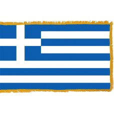 Greece Flag Indoor Nylon
