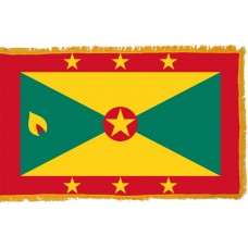 Grenada Flag Indoor Nylon
