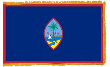 Guam Flag Indoor Nylon