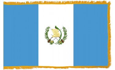Guatemala Flag Indoor Nylon