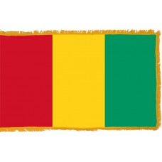 Guinea Flag Indoor Nylon