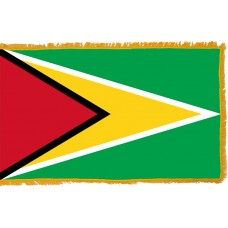 Guyana Flag Indoor Nylon