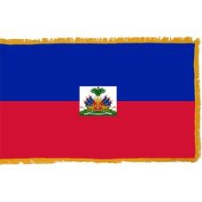 Haiti Flag Indoor Nylon