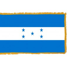Honduras Flag Indoor Nylon