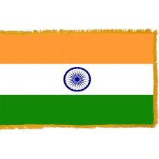India Flag Indoor Nylon