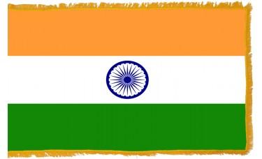 India Flag Indoor Nylon