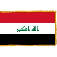 Iraq Flag Indoor Nylon