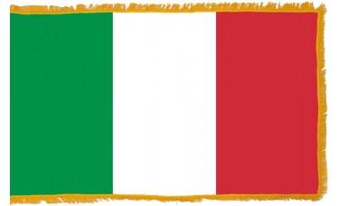 Italy Flag Indoor Nylon