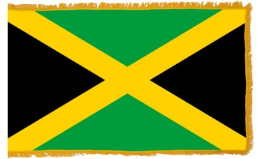 Jamaica Flag Indoor Nylon