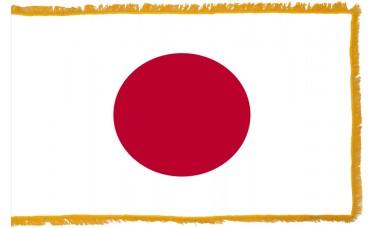 Japan Flag Indoor Nylon