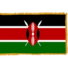 Kenya Flag Indoor Nylon