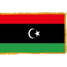 Libya Flag Indoor Nylon