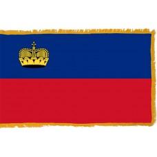 Liechtenstein Flag Indoor Nylon
