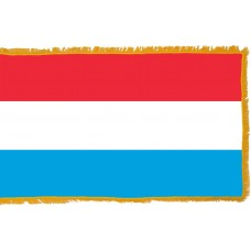 Luxembourg Flag Indoor Nylon