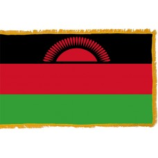 Malawi Flag Indoor Nylon