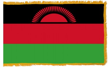 Malawi Flag Indoor Nylon