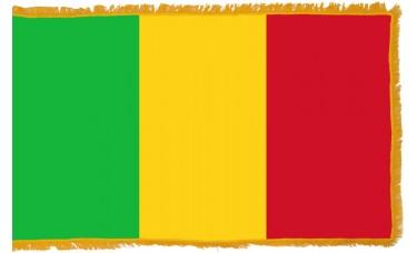 Mali Flag Indoor Nylon