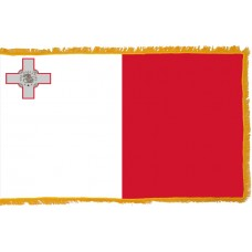 Malta Flag Indoor Nylon