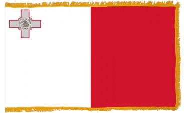 Malta Flag Indoor Nylon
