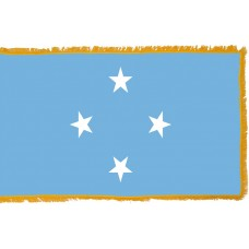 Micronesia Flag Indoor Nylon