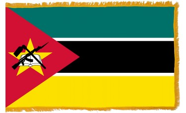 Mozambique Flag Indoor Nylon