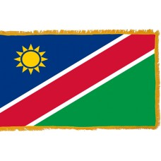 Namibia Flag Indoor Nylon