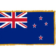 New Zealand Flag Indoor Nylon