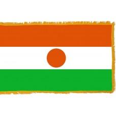 Niger Flag Indoor Nylon