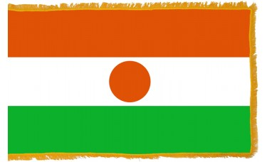 Niger Flag Indoor Nylon