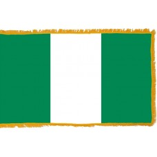 Nigeria Flag Indoor Nylon