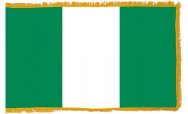 Nigeria Flag Indoor Nylon